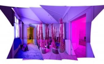 Fotografía panorámica de interiores