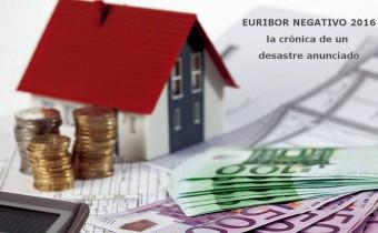 Euribor Negativo 2016